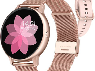 MONTRE SMARTWATCH FEMME POUR SAMSUNG IPHONE HUAWEI