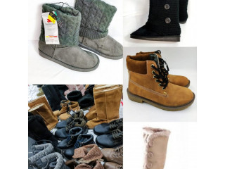 Chaussures boots femme New mix REF : 171302