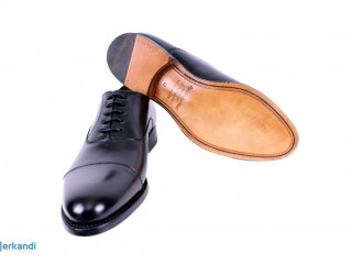 Chaussures homme cousues Mike & Chris Goodyear