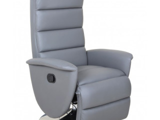 Fauteuil relax inclinable pivotant