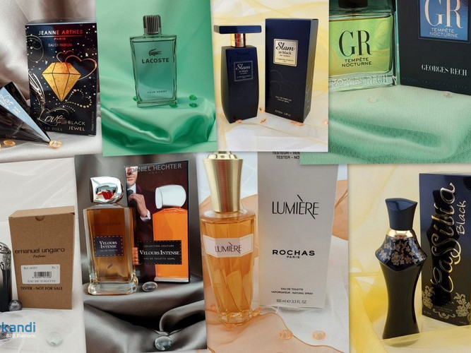 Parfums - Made in France